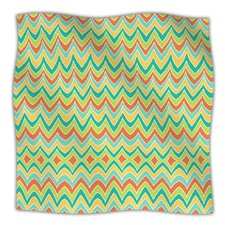 Bright and Bold Microfiber Fleece Throw Blanket