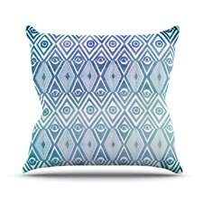 Tribal Empire Throw Pillow