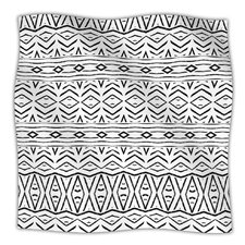 Tambourine Microfiber Fleece Throw Blanket