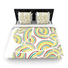 Rainbow Sky Duvet Cover Collection