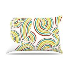 Rainbow Sky Pillow Case