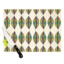 Tribal Leaves Cutting Board