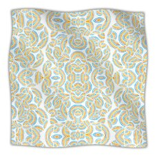 Infinite Thoughts Microfiber Fleece Throw Blanket