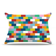 Bricks Pillow Case