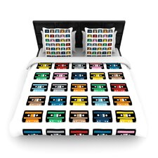 Rainbow Tapes Duvet Cover Collection