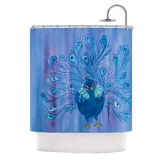 Little Master Polyester Shower Curtain