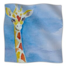 Topsy Microfiber Fleece Throw Blanket
