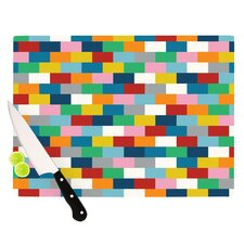 Bricks Cutting Board