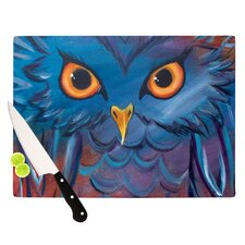 Hoot Cutting Board