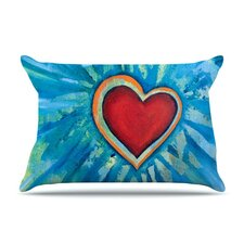 Love Shines On Pillow Case