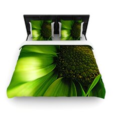 Green Flower Duvet Cover Collection
