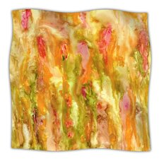 Walk in The Forest Microfiber Fleece Throw Blanket