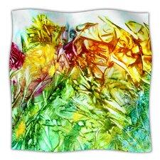 Kaleidoscope Microfiber Fleece Throw Blanket