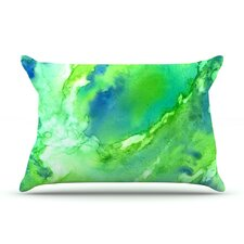 Touch of Blue Pillow Case