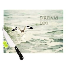 Dream Big Cutting Board