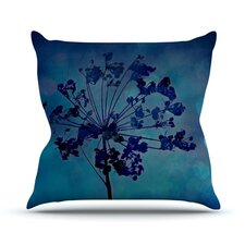 Grapesiscle Outdoor Throw Pillow