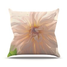 Buy Her Flowers Throw Pillow