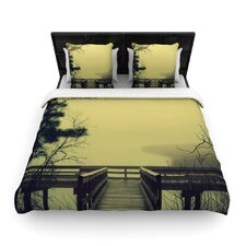 Fog on The River Duvet Cover Collection