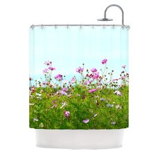 I Choose Magic Polyester Shower Curtain