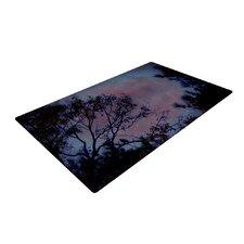 Twilight Tree Novelty Rug
