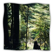 Enchanted Microfiber Fleece Throw Blanket