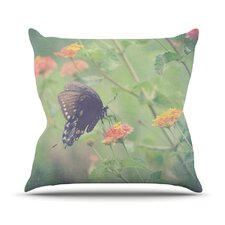 Captivating II Throw Pillow