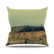 Carova Dunes Throw Pillow