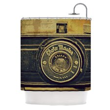 Discarded Treasure Polyester Shower Curtain