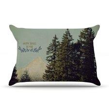 Happy Trails Pillow Case