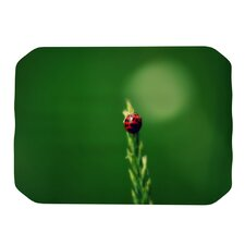 Ladybug Hugs Placemat