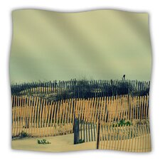 Carova Dunes Microfiber Fleece Throw Blanket
