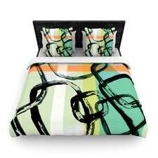 Sixties Stripe Duvet Cover Collection