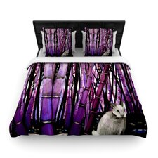 Bamboo Bunny Duvet Cover Collection
