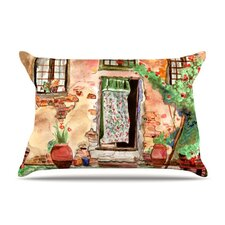 Tuscan Door Pillow Case
