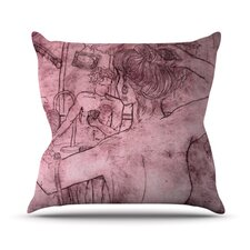 Magic Tricks Throw Pillow