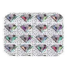 Polka Dot Diamond Placemat