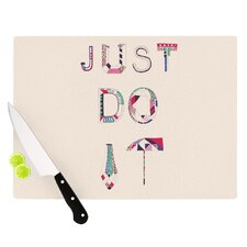 Just Do It Cutting Board