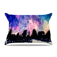 First Snow Pillow Case