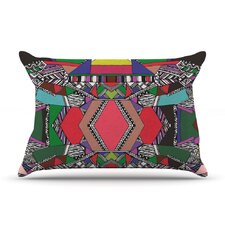 African Motif Pillow Case