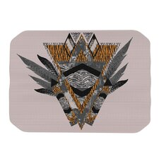 Indian Feather Placemat