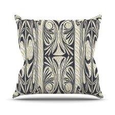 The Palace Throw Pillow