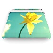 """""""Daffodil"""" Woven Comforter Duvet Cover"""