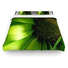 """Green Flower"" Bedding Collection"