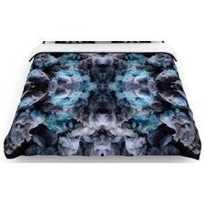 """""""Abyss"""" Woven Comforter Duvet Cover"""
