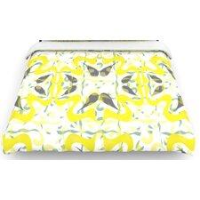 """Azulejos"" Woven Comforter Duvet Cover"