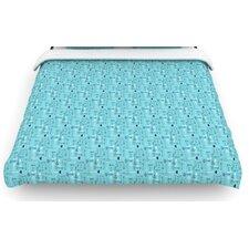 """""""Keys"""" Woven Comforter Duvet Cover"""