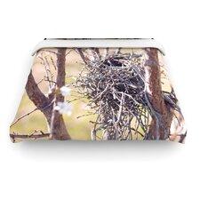"""""""Nest"""" Woven Comforter Duvet Cover"""