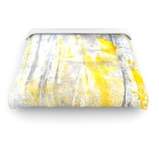 """Abstraction"" Woven Comforter Duvet Cover"