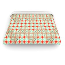 """""""Traveling Caravan"""" Pattern Woven Comforter Duvet Cover"""