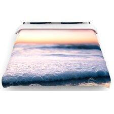 """""""Sunset Beach"""" Woven Comforter Duvet Cover"""